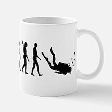 Evolution Diving Mug