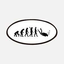 Evolution Diving Patches
