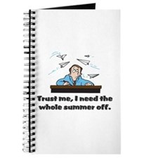 Funny gifts for teachers Journal