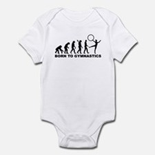 Evolution Gymnastics Infant Bodysuit