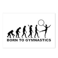 Evolution Gymnastics Postcards (Package of 8)