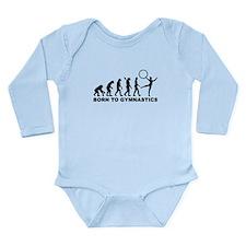 Evolution Gymnastics Long Sleeve Infant Bodysuit