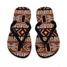 Unique Native american Flip Flops