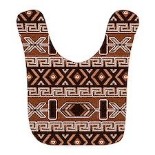 Unique Aztec design Bib