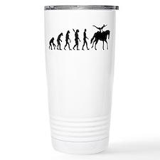 Evolution Horse Vaultin Travel Mug
