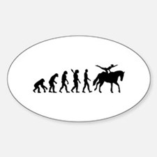 Evolution Horse Vaulting Decal