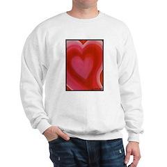 Explosive Heart Sweatshirt