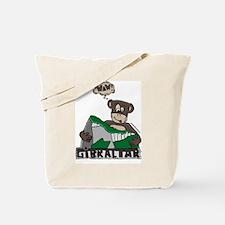 Monkey gib Tote Bag