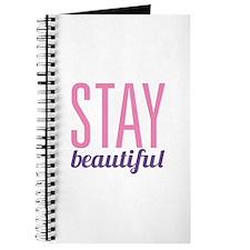 Stay Beautiful Journal