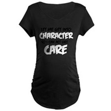 Get Into Character/Like I Care Black-White Materni