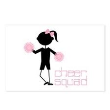 Cheer Squad Postcards (Package of 8)