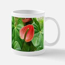 Red Anthurium Mugs
