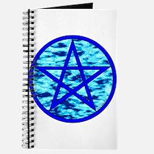 Elemental Pentacle Journal/BoS - Water
