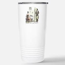 Elizabeth bennet Travel Mug