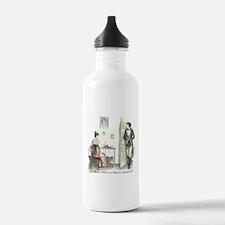 Funny Elizabeth bennet Water Bottle