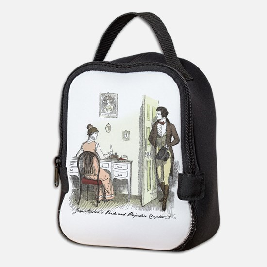 Unique Hugh Neoprene Lunch Bag