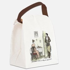 Pride prejudice Canvas Lunch Bag