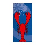 Lobster Beach Towels