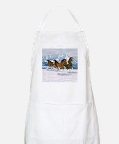 Cute Clydesdale Apron