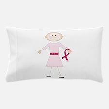 Survivor Girl Pillow Case