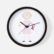 Survivor Girl Wall Clock