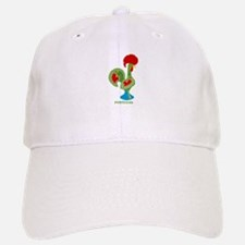 Traditional Portuguese Rooster Baseball Baseball Baseball Cap