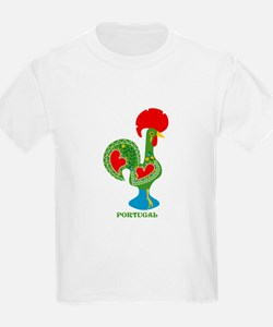 Traditional Portuguese Rooster T-Shirt