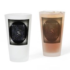 Encrypted II Drinking Glass
