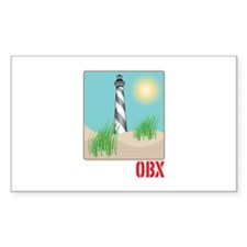 OBX Decal