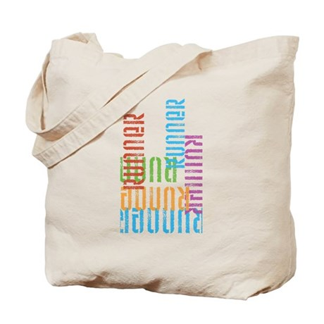 Run Off Variety Tote Bag