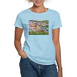 Lilies & Golden Women's Light T-Shirt