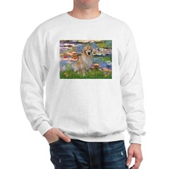 Lilies & Golden Sweatshirt