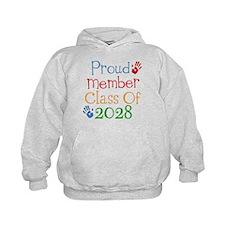 Class Of 2028 Pride Hoodie