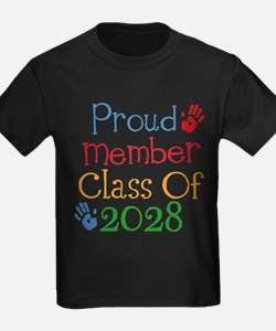 Class Of 2028 Pride T