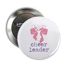 "Cheer Leader 2.25"" Button"