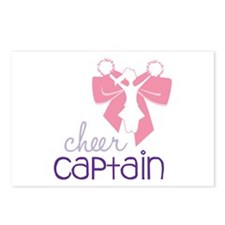 Cheer Captain Postcards (Package of 8)