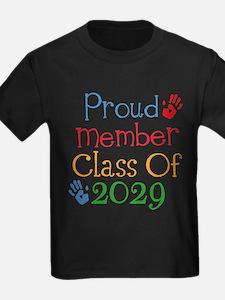 Class Of 2029 Pride T