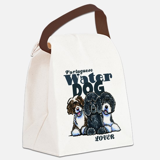 PWD Lover Canvas Lunch Bag