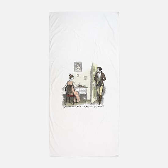 Cute Bennet Beach Towel
