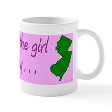 ypu can take the girl out of Jersey bum Mug