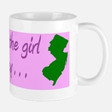 ypu can take the girl out of Jersey bum Mug