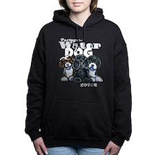 PWD Lover Dk Women's Hooded Sweatshirt