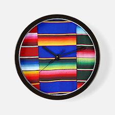 Funny Mexican Wall Clock
