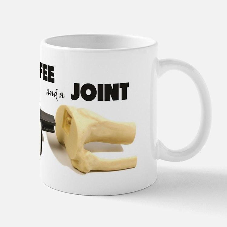 Coffee & a Joint Mug