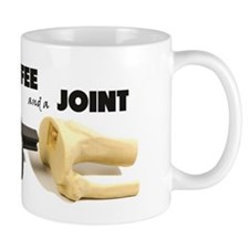 Coffee & a Joint Mug