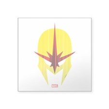 "Nova Helmet Square Sticker 3"" x 3"""