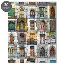 Doors of Tallinn Puzzle