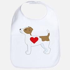 Jack Russell Terrier Bib