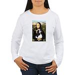 Mona's Tri Cavalier Women's Long Sleeve T-Shirt
