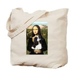 Mona's Tri Cavalier Tote Bag